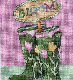 Bucilla ® Counted Cross Stitch - Picture Kits - Mini  #Plaidonline.com #ChristmasCraftWishList