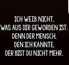 Ich #weiß nicht..,