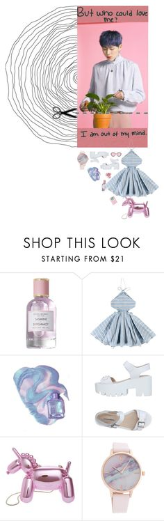 """""""She's a baby"""" by cute-but-psycho-123 ❤ liked on Polyvore featuring Henri Bendel, Tuchinda, Windsor Smith, Kate Spade and Betsey Johnson"""