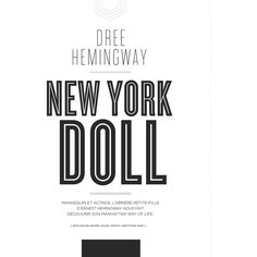 """""""New York Doll"""" Dree Hemingway Be Magazine November 2012 Christophe... ❤ liked on Polyvore featuring text, words, quotes, magazine, backgrounds, phrase, article and saying"""