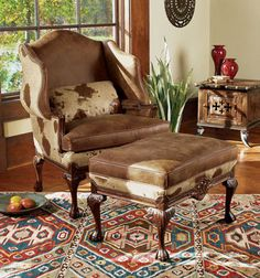Crow's Nest Trading Company: KC Trail Upholstery