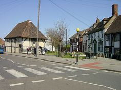 The old Court House in the old High Street where I live here in Milton Sittingbourne Kent, dates back to 1450AD.