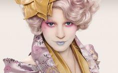 Effie Trinket - The Hunger Games.