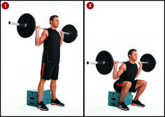 The Best of Both Worlds (Workout Routine) - Men's Fitness