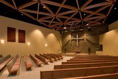 Church Sanctuary Interior Decorating | Church Sanctuary Design & Construction