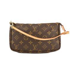 Louis Vuitton Monogram Canvas Pochette Accessoires Bag (Pre Owned)