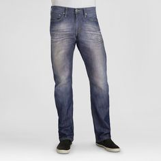 Denizen from Levi's Men's Slim Straight Fit Jeans 232 Grey Peak 3