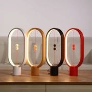 Smart LED Night Light Balance Magnetic Switch Bedside Table Lamp for Bedroom Table Lamps For Bedroom, Bedside Table Lamps, Light Table, Lamp Light, Light Balance, Unique Lamps, Led Night Light, Led Lamp, Candle Sconces