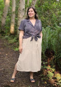 Introducing the Gilbert Top » Helen's Closet Patterns