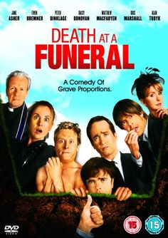 Death at a Funeral ... The UK version ... OMG Hilarious!