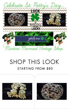 """""""Pinch Me...."""" by martinimermaid ❤ liked on Polyvore featuring vintage"""