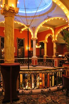 Hotel Des Indes in The Hague