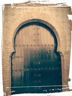 Gates in Granada