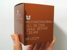 Innocent Culture Blog ✖ Koreanische Kosmetik & Asiatische Produkte: Mizon All In One Snail Repair Cream