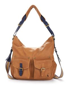 Joules LEYCETT Womens Leather Bag, Tan. Size matters! And when it comes to bag shopping, it's even more important. Stashing away your essentials has never been so stylish.