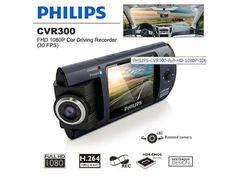 Philips CVR200 vehicle traveling data recorder, 12 million pixels mini high-definition 1080 p a key lock