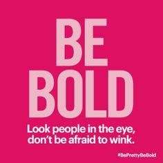 Uber Pink Inspiration---Bobbi Brown Cosmetics #BePrettyBeBold