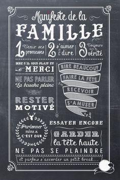 Famille plus que charmante aussi