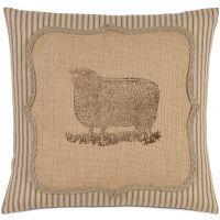 French Country - Baa Baa Sheep Pillow