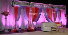 Wedding Backdrops, Curtains, Home Decor, Net Curtains, Homemade Home Decor, Decoration Home, Draping, Window Scarf, Drapes Curtains