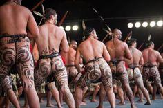Luscious Maori men