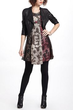 3ab3a309c9 Love this outfit Tunic Dress With Leggings