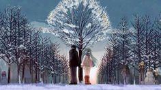 Download Wallpaper 1920x1080 Noragami, Yato, Yukine, Iki hiyori, Anime, Children, Winter Full HD 1080p HD Background