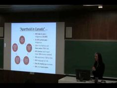 Pam Palmater talk, The Law's Role in Canada's Disgrace: Murdered & Missing Indigenous Women & Girls - YouTube