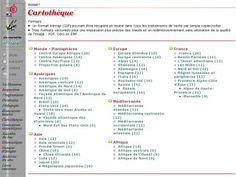 slepá mapa k Umím psát na cestách  Náhled odkazu http://histgeo.ac-aix-marseille.fr/carto/index.htm