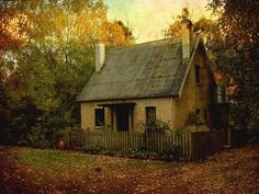 Image result for winter in the witch's cottage