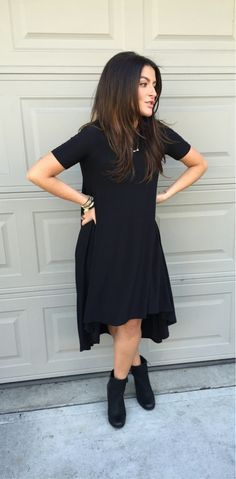 Beck dress 72.00 Boutique, Clothing, Black, Dresses, Fashion, Outfits, Vestidos, Moda, Black People