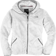 The North Face Oso Hooded Fleece Jacket - Girls (For B)