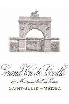 Château Léoville Las Cases Grand Cru Classé 2013 | Vin rouge | 12380813 | SAQ.com
