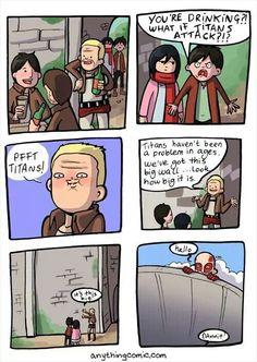 LOL Attack On Titan