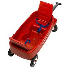 1000 Images About Children Red Hot Rod Wagans Tricycle