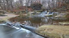 With waterfalls, old-world stone structures, walking trails, picnic areas, and fishing spots, this secret park is truly a hidden gem. Olmsted Falls, Waterfall Hikes, River Park, Picnic Area, Waterfalls, Old World, Acre, Trail, Hiking