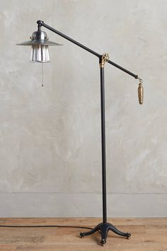 Pinecone Ballast Floor Lamp - anthropologie.com