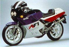 Aprilia AF1 sintesi 1988 - 1989