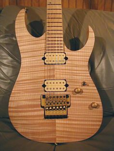 Totally desirable limited edition Ibanez J-Custom. Another Japan-only wonder.