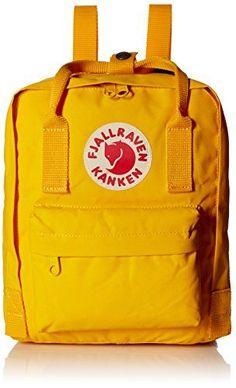 Fjällräven Kånken Mini – Mochila x 20 x 13 cm) Mochila Kanken, Unisex, Handbags Michael Kors, Diana, Vsco, Backpacks, Cute, Women Bags, Celebrities
