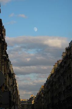 I actually lived on this street when I was a little girl: Rue de Courcelles
