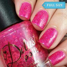 All That Glitters is Not Gold 15ml Full Size - Delush Polish