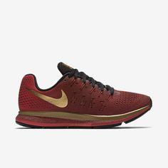 innovative design 35200 ed395 Nike Air Zoom Pegasus 33 LE (Michael Johnson) Womens Running Shoe