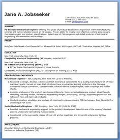 mechanical engineering resume sample pdf experienced - Senior Mechanical Engineer Sample Resume