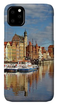 Summer in Gdansk IPhone Case for Sale by Ren Kuljovska.  Protect your iPhone 11 with an impact-resistant, slim-profile, hard-shell case.  The image is printed directly onto the case and wrapped around the edges for a beautiful presentation.  Simply snap the case onto your iPhone 11 for instant protection and direct access to all of the phone's features! #gdansk #artprint #architecture #phonecase Iphone 11, Iphone Cases, Photography Awards, Travel Photographer, Basic Colors, Beautiful Artwork, How To Be Outgoing, Color Show, Fine Art America