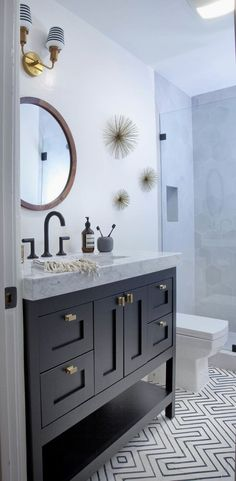 Home Bathroom Remodel – Remodeling the bathroom was once seen as a needless luxury. There are many that dream with a beautiful, practical bathroom and that is not a luxury for them. It is a necessity…MoreMore  #bathroomremodeling