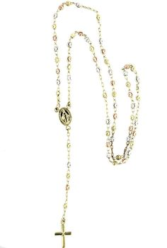 Sterling Silver Filigree Rosary Necklace by Yourgreatfinds on Etsy, $695.00