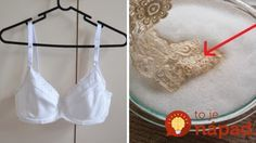 Žiarivo biele a bez obáv z poškodenia: Najlepšie domáce triky, ako vybieliť čipku, jemné a delikátne materiály!