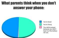 This is true...sorry I'm not sorry kids and sorry I'm not sorry that I repeatedly call until you answer.