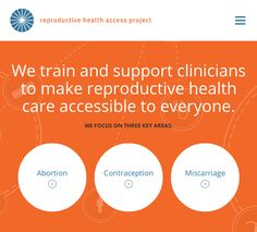 The Reproductive Health Access Project (RHAP) trains and supports clinicians to make abortion, contraception, and miscarriage care accessible to everyone.